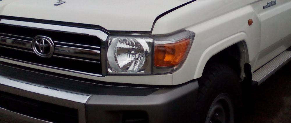 Toyota Land Cruiser GRJ79 - facelift