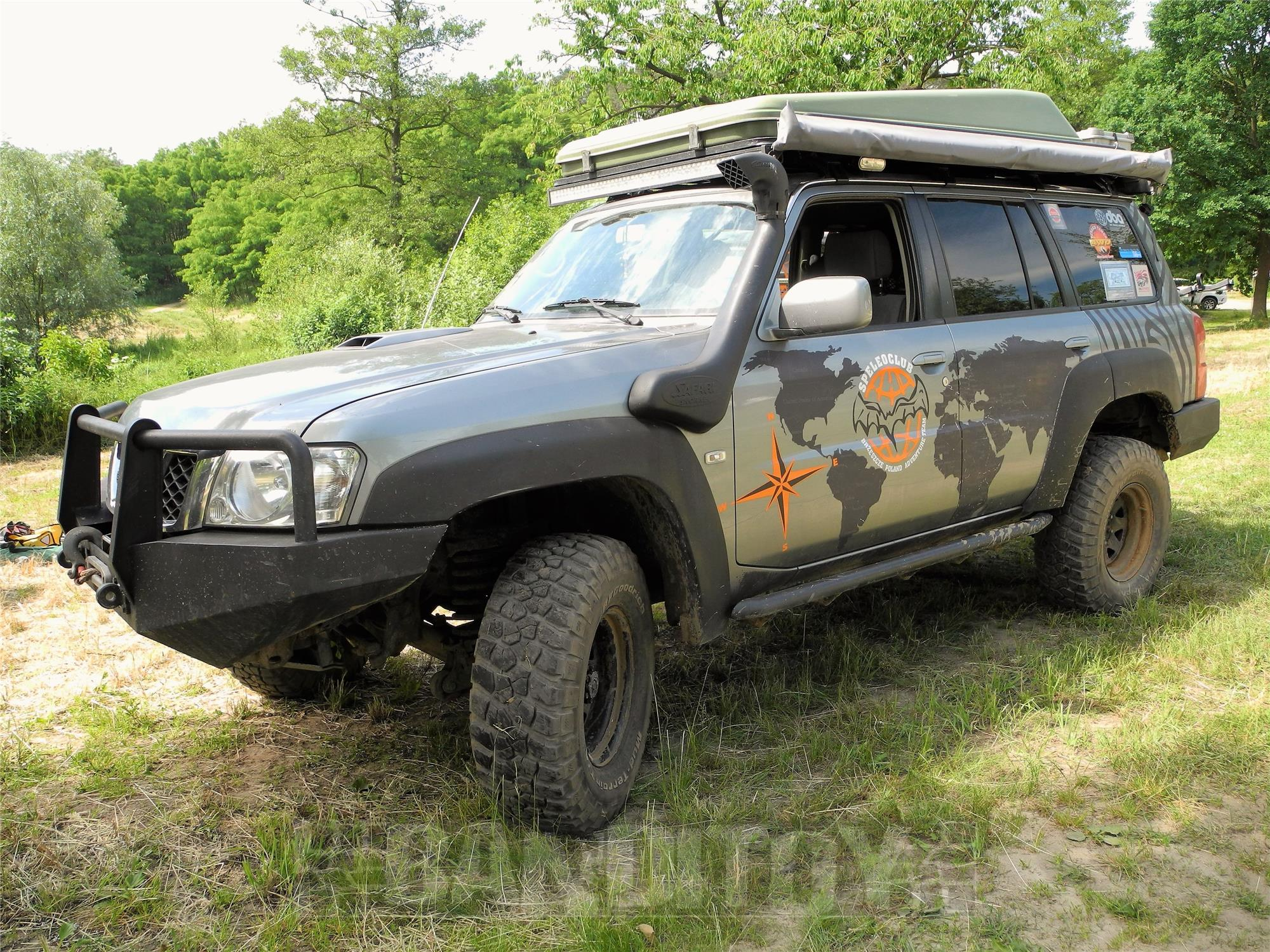 Toyota Off-Road Festival - Pologne 2016