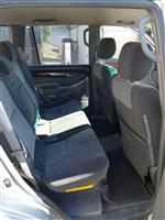 Right rear seat